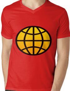 Captain Planet - Planeteers Mens V-Neck T-Shirt