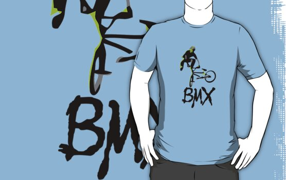 BMX by marinasinger