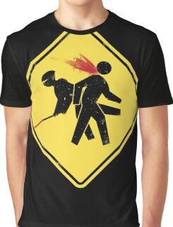 Ninja X-ing Graphic T-Shirt