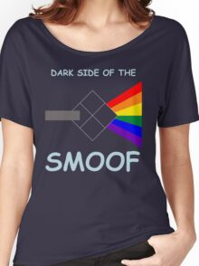 Dark Side of the Smoof Women's Relaxed Fit T-Shirt