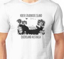 MOOLOOMBAH, MINJERRIBAH - (AKA POINT LOOKOUT NORTH STRADBROKE ISLAND) AUSTRALIA Unisex T-Shirt