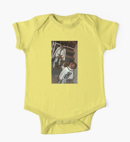 BABY ELVIS TIMES TWO One Piece - Short Sleeve
