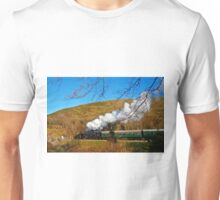 Steam on Swanage Railway Unisex T-Shirt