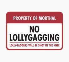 Morthal Municipal Ordinance (Sticker) by Eozen
