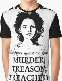 Wanted - Snow White Graphic T-Shirt