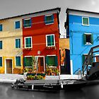 Burano, Venice Italy - 1 by Paul Williams