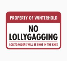 Winterhold Municipal Ordinance (Sticker) by Eozen