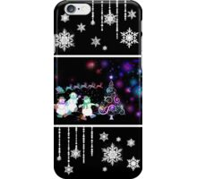 MERRY CHRISTMAS! WINTER DESIGN! iPhone Case/Skin