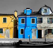 Burano, Venice Italy - 2 by Paul Williams