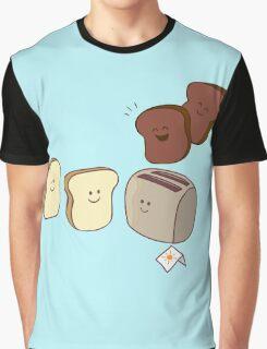 TOASTY! Graphic T-Shirt