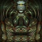 Spiritual Warrior by Craig Hitchens - Spiritual Digital Art