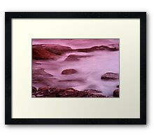 GEOLOGIC TIME Framed Print