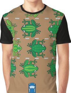 Revenge of the Frogs Graphic T-Shirt