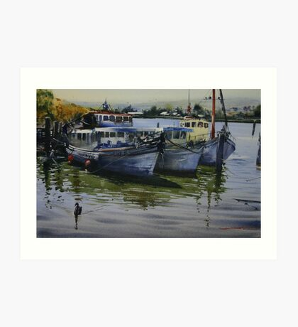 Tamar Residents Art Print
