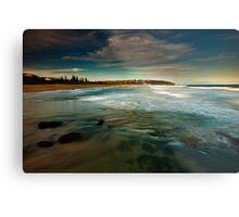 South Curl Curl Beach NSW Metal Print