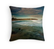 South Curl Curl Beach NSW Throw Pillow