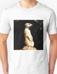 Meerkat Sentry T-Shirt