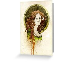 Margaery Tyrell Greeting Card