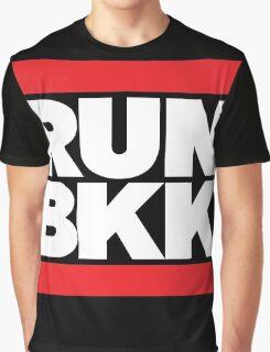 RUN BKK Graphic T-Shirt