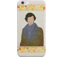 Shabby Sherlock iPhone Case/Skin