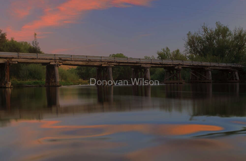 The Breakaway Bridge by Donovan Wilson
