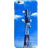 GMS antenna iPhone Case/Skin