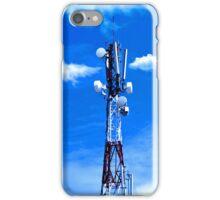 GMS antenna iPhone Case/Skin