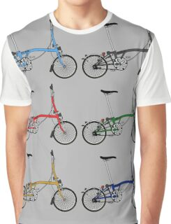 Brompton Bicycle Graphic T-Shirt