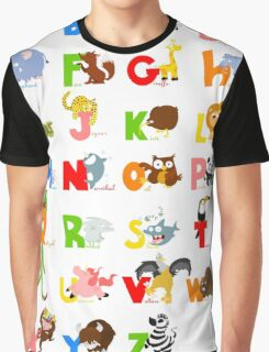 ABC (english) Graphic T-Shirt