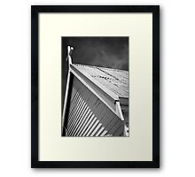 Tingha Community Church Framed Print