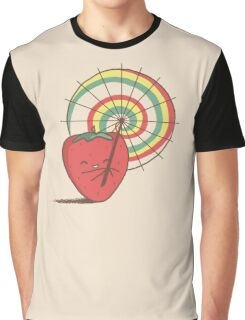 Strawberry Frye Graphic T-Shirt