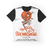 BUBBLING BROWN SUGAR (vintage illustration) Graphic T-Shirt