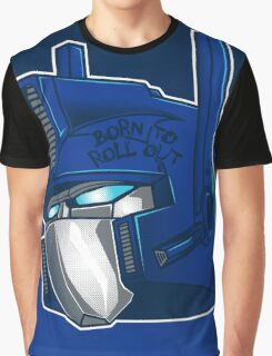Born to Roll Out Graphic T-Shirt