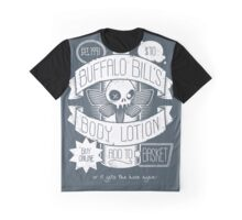 Body Lotion Graphic T-Shirt