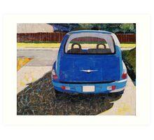 """""""Bluebelle"""" Art Print"""