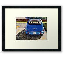 """""""Bluebelle"""" Framed Print"""