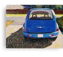 """Bluebelle"" Canvas Print"
