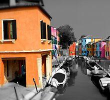 Burano, Venice Italy - 4 by Paul Williams