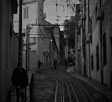 Dark Lisbon by Fentanilo