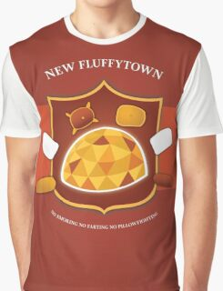 New Fluffytown | Community Graphic T-Shirt