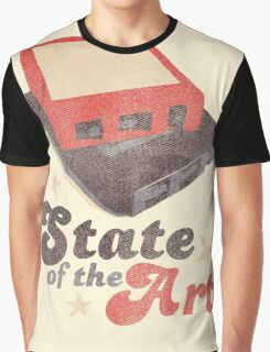 State of the Art Graphic T-Shirt