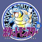 Pokemon Origins: Blue by MidnightDemon