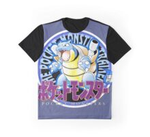 Pokemon Origins: Blue Graphic T-Shirt