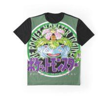Pokemon Origins: Green Graphic T-Shirt