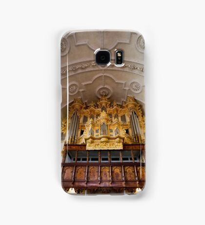 Pipe organ in Celle, Germany Samsung Galaxy Case/Skin