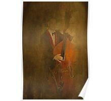 Mr Bass Man Poster