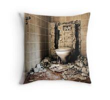 WC Throw Pillow