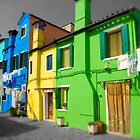 Burano, Venice Italy - 10 by Paul Williams