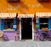 Burano, Venice Italy - 9 by Paul Williams
