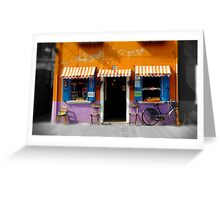 Burano, Venice Italy - 9 Greeting Card